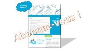 Abonnement Newsletter Monreseaudeau.fr