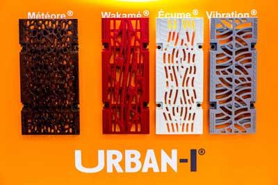 Caniveaux hydrauliques Stradal Urban I