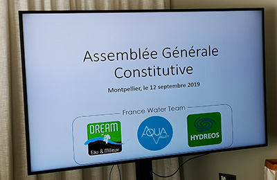 AG France Water Team du 12 Septembre 2019