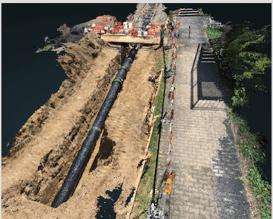 Solution Kick the Map - Modélisation 3D de canalisations à partir d'un smartphone