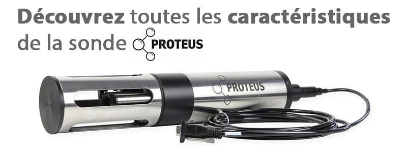 Tout savoir sur la sonde multiparamètre Proteus Instruments
