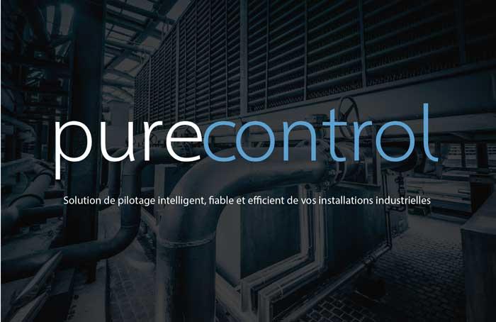 Purecontrol - Solution de pilotage intelligent des automates