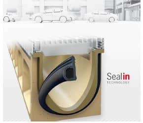 Détails ACO Multline Seal In