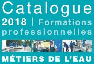 Publication du catalogue des formations OIEau pour 2018