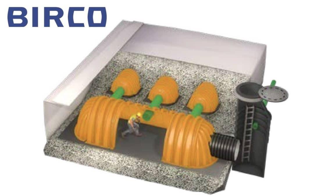 Des chambres souterraines visitables proposées par BIRCO