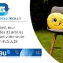 En 1 clin d'œil, tour d'horizon des articles sur #CGLE19