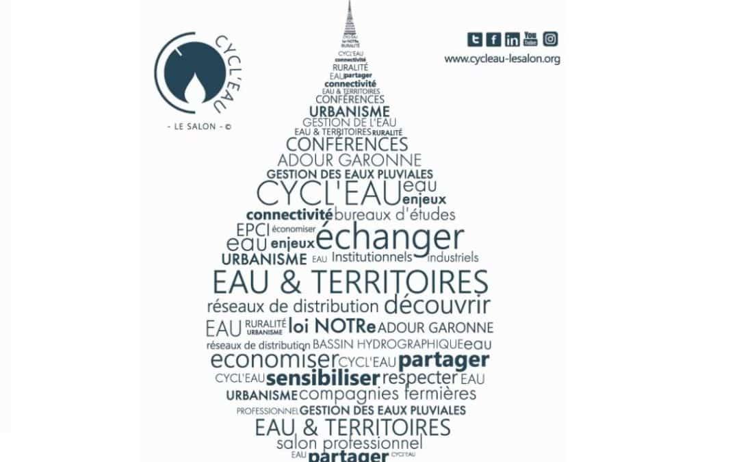 Cycl'Eau Bordeaux 2018 : Zoom sur les 25 articles publiés sur cet évènement !