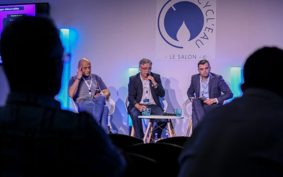 Les 8 conférences du salon Cycl'Eau Bordeaux