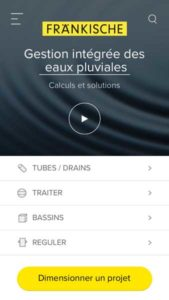 application mobile frankische à cycl'eau bordeaux