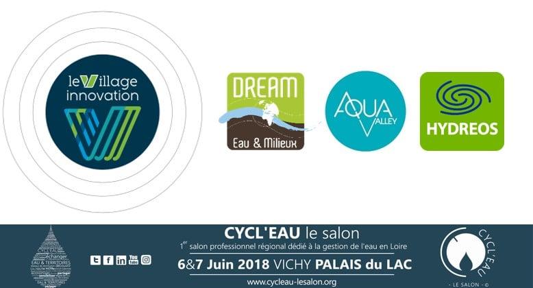 Cycl'Eau Vichy : Le Village Innovation piloté par les Pôles de l'Eau