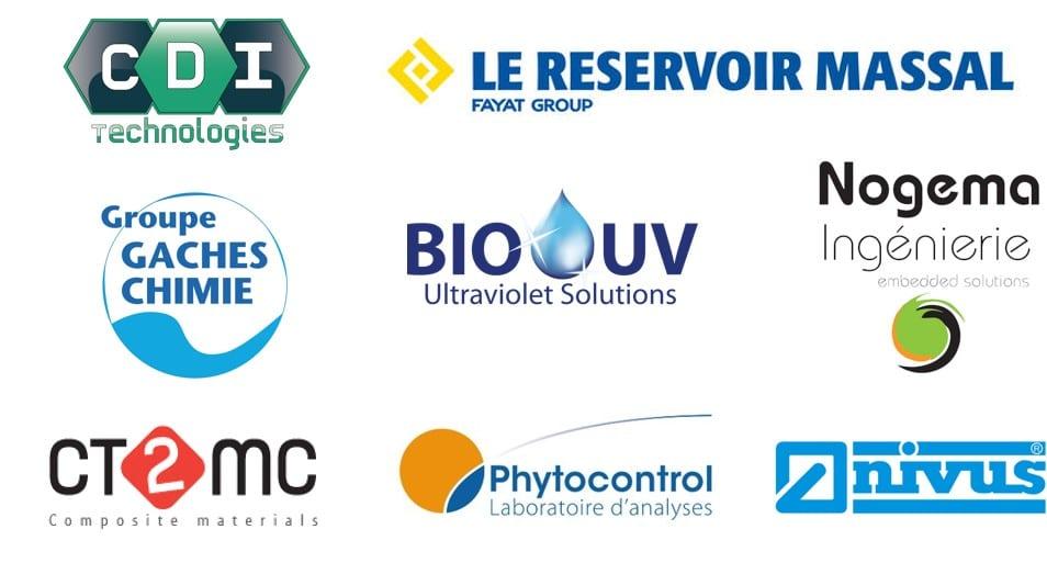 Les entreprises du Village Innovation de Vichy