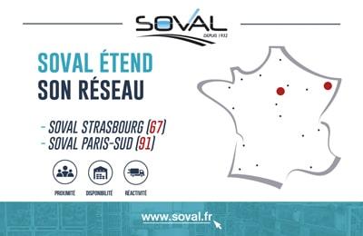 Cycl'Eau Strasbourg : Zoom sur Soval