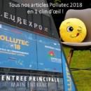 Articles Pollutec 2018 en 1 clin d'oeil