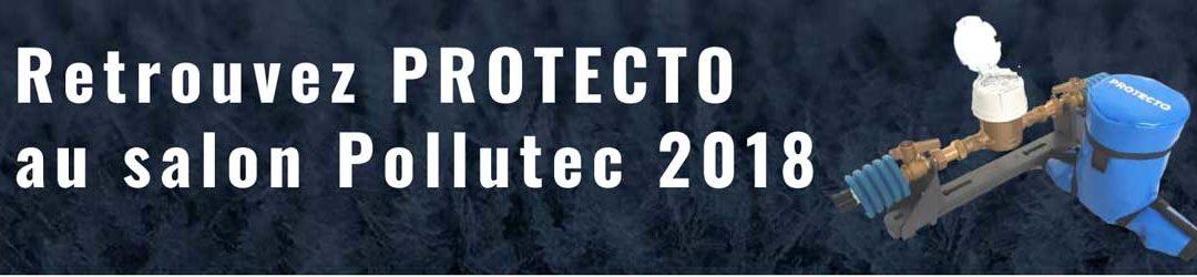 Retrouvez PROTECTO  au salon Pollutec 2018 !