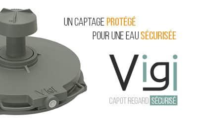 L'innovant capot regard sécurisé VIGI dévoilé par SOVAL au salon Pollutec 2018