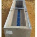 Stradal - Canal de mesure type Venturi