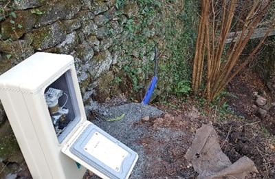Une réponse connectée pour éviter la présence de CVM dans les antennes de réseaux d'eau potable