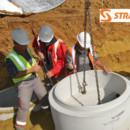 STRADIFOND - gamme de fonds de regards hydraulique
