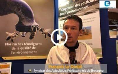 #CGLE20 – Notre interview de François Le Duval (apiculteur SAPB)