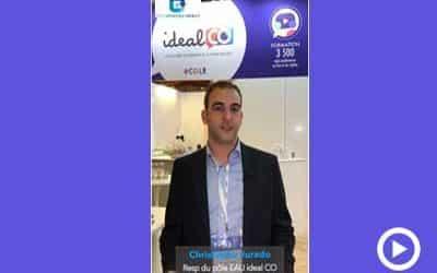 #CGLE20 – Notre interview de Christophe Jurado (IDEAL Connaissances)
