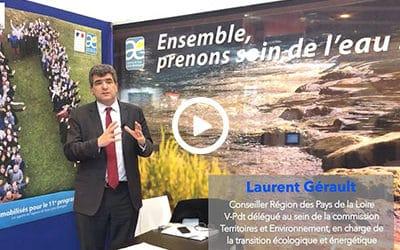 #CGLE20 – Notre interview de Laurent Gérault (Conseiller de la Région des Pays de la Loire)