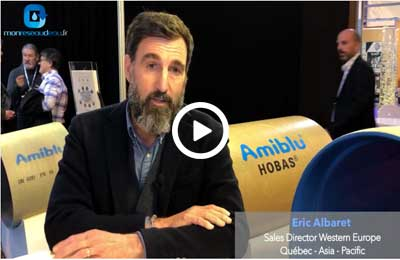 #CGLE20 – Notre interview d'Eric Albaret (Amiblu)