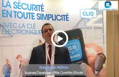 #CGLE20 – Notre interview de Stéphane Abou (ASSA ABLOY)