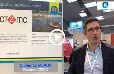 #CGLE20 – Notre interview de Olivier LE MEAUX (CT2MC)