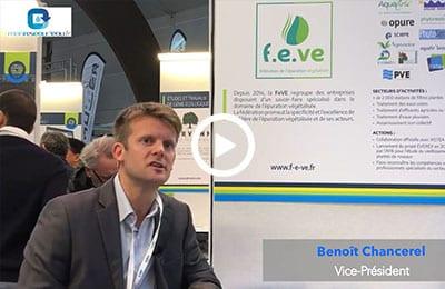 #CGLE20 – Notre interview de Benoît Chancerel (f.e.ve)