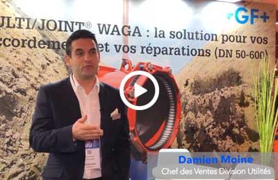 #CGLE20 – Notre interview de Damien Moine (Georg Fischer SAS)
