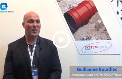 #CGLE20 – Notre interview de Guillaume Bourdiec ( SYSTEM GROUP France)