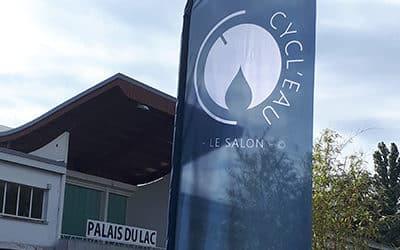 Le salon CYCL'EAU revient à Vichy, 3 bonnes raisons d'y aller !