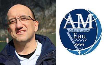 3 questions à Alex Mazoyer, fondateur d' AM Robinetterie Eau