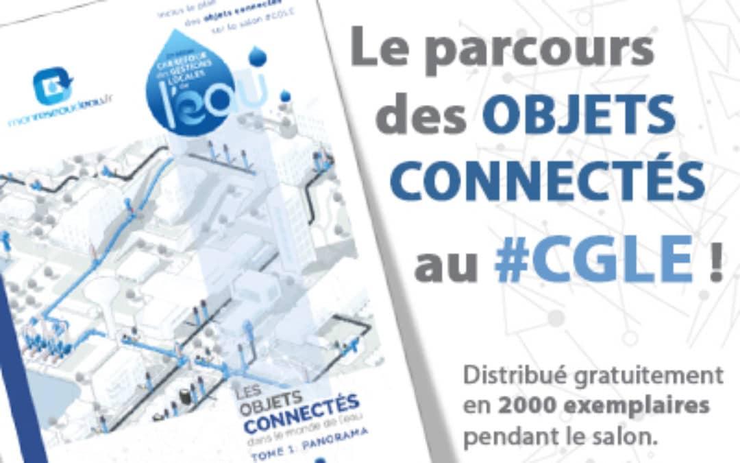 Carrefour de l'eau 2020 : Connectez-vous au futur de l'eau !