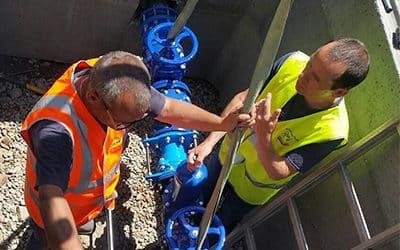 La sectorisation des réseaux d'eau : comment y parvenir rapidement et efficacement ?