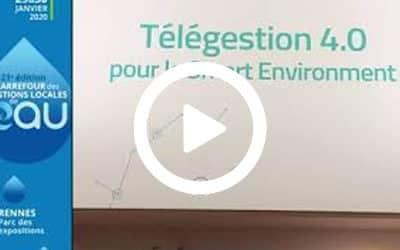 #CGLE :  interview de LACROIX Sofrel, leader de la télégestion 4.0