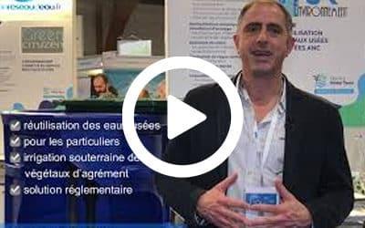 #CGLE : interview de Stoc Environnement sur le Kit Irrigo