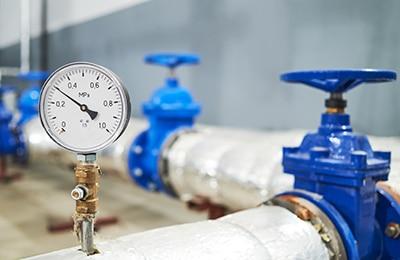 Le monde de l'eau sous pression