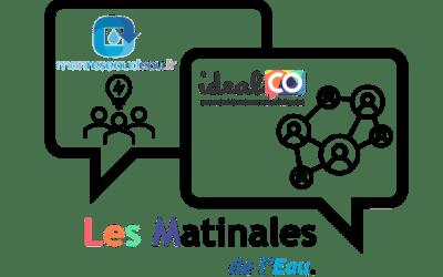 """idealCO et Monreseaudeau.fr lancent """"Les Matinales de l'Eau"""""""