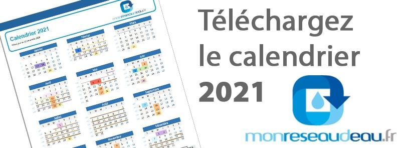Calendrier 2021 Monreseaudeau.fr