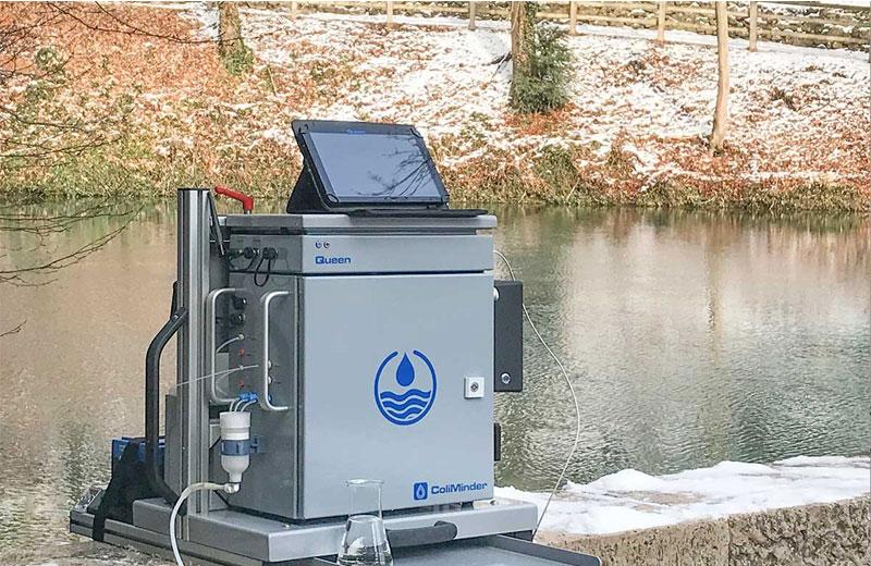Surveillance bactériologique des eaux en un clin d'œil !