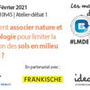 LMDE 3 - Atelier 1 : Comment associer nature et technologie pour limiter la pollution des sols en milieu urbain