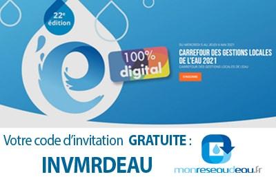 Code d'invitation gratuite CGLE 2021