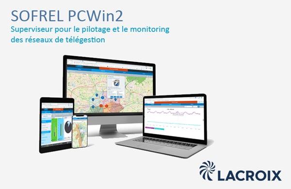 SOFREL PCWin2 : nouvelles fonctionnalités