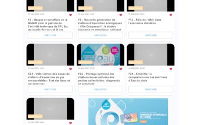 6 focus techniques et 1 conférence : nos animations au CGLE 2021
