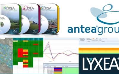 LYXEA® : Solution logicielle de gestion, exploitation et partage des données environnementales