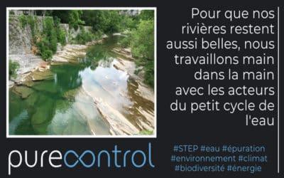 Rennes Métropole déploie une solution de pilotage intelligent dans ses stations d'épuration