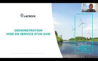 Le SOFREL S4W aux Démos ou comment associer télégestion et cybersécurité pour des réseaux d'eau connectés ?